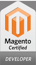 Magento Sertifikuoto Programuotojo ženklelis