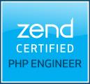 Zend Sertifikuoto PHP inžinieriaus ženklelis